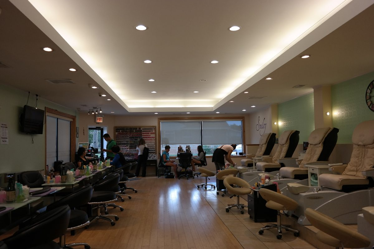 Image Gallery - Smiley Nails & Spa - Park Ridge Chicago Nail Salon