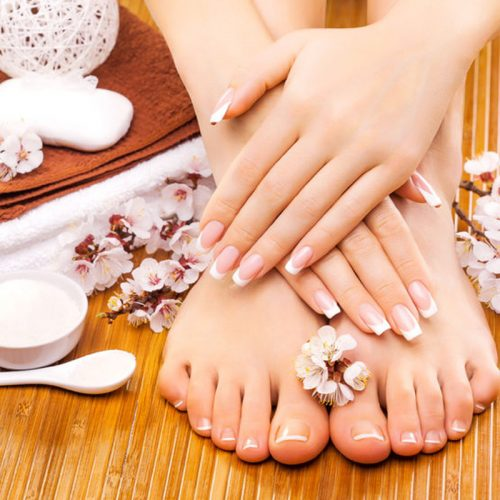 Pamper Yourself to Mani & Pedi at Smile Nails & Spa
