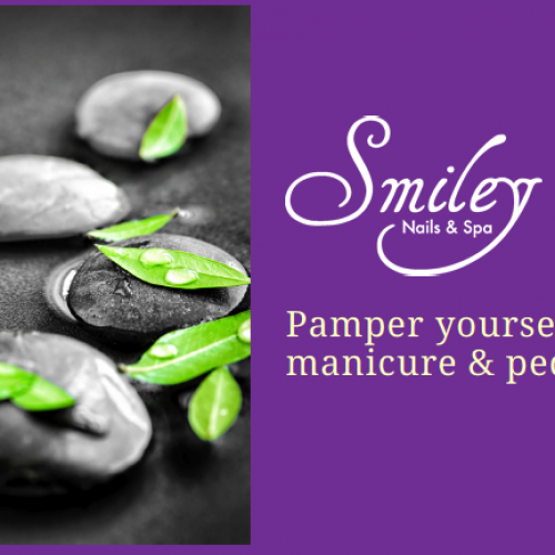 Smiley Nails & Spa: Pamper Yourself in Manicure